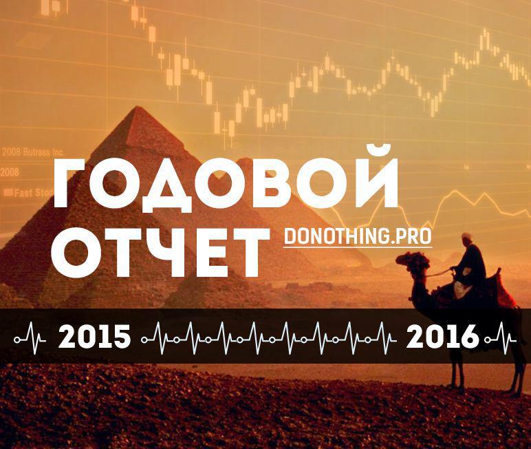 Инвест-отчет за 2015-2016