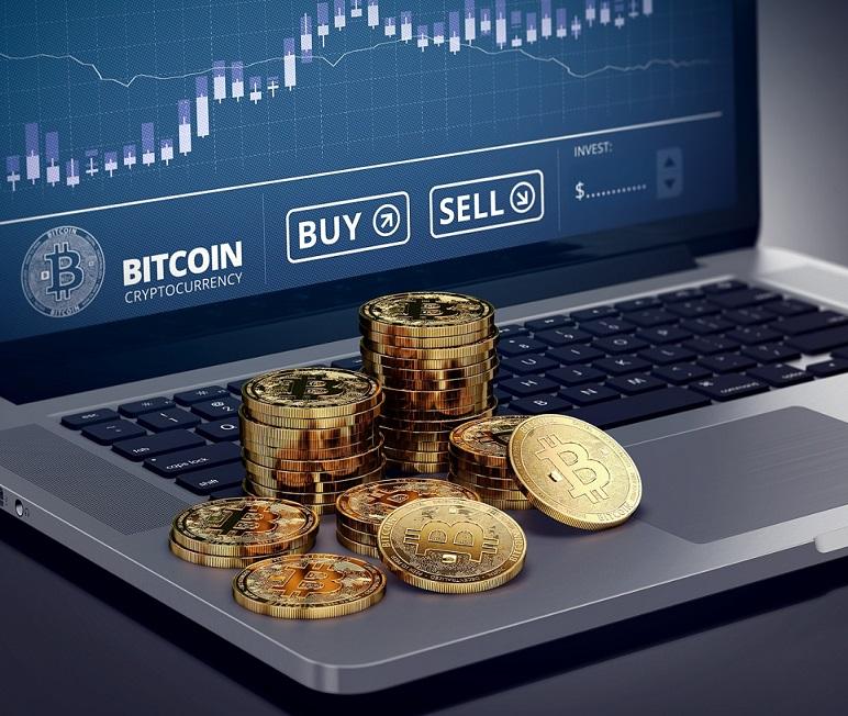 объём торгов криптовалют