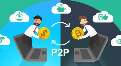 p2p обмен